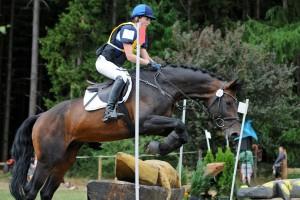 Foto: Pferdefotografien Nina Schmaus Nabucco AA unter Ann-Kathrin Horst-Saur
